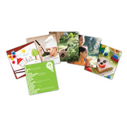Snapshots Critical Thinking Photo Cards (Set of 40)