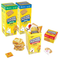Stacker Crackers (Set of 3)