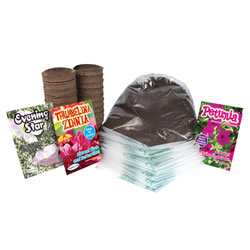 Outdoor Flower Garden Classroom Kit