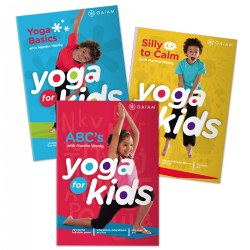 Yoga for Kids DVDs