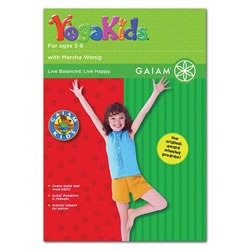 YogaKids® 1 - The Original - DVD