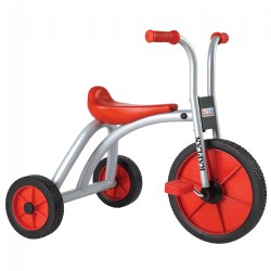 "4 - 8 years. Simple one-bolt assembly. 5 year warranty. Seat: 16 3/4""H. Bars: 27 1/4""H."