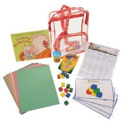 Time for Preschool Backpack Kit