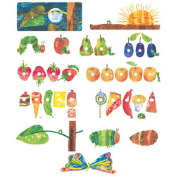 The Very Hungry Caterpillar Felt Set - 14 Pieces