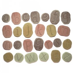 Feels-Write Lowercase Letter Stones