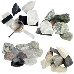 Rock and Mineral Sets