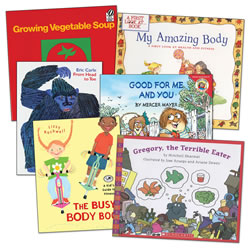 Healthy Body Book Collection (Set of 6)