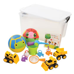 Active Play Outdoor Kit for Two's