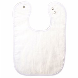 Soft Bibs - Set of 6