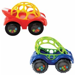 Oball™ Rattle & Roll Car Set (Set of 2)