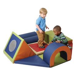 Shape & Play Obstacle Course (11 Pieces)