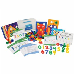 Count and Compare School Readiness Math Toolbox