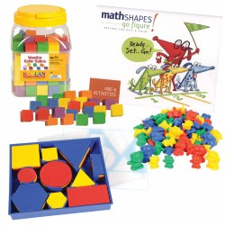 mathSHAPES: go figure! PreK Classroom Kit