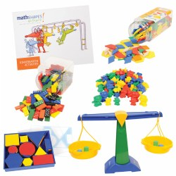 mathSHAPES: go figure! Kindergarten Classroom Kit