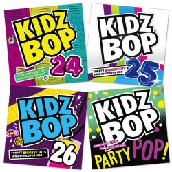 Kidz Bop Collection (Set of 4)