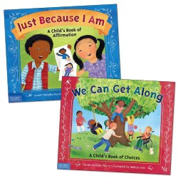 Developing Social and Emotional Skills Book Set - Set of 2