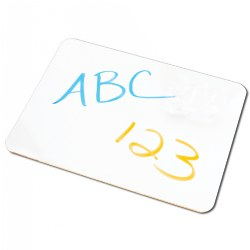 "9"" x 12"" Dry-Erase Board - Single"