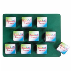 Erasers - 10 Pack