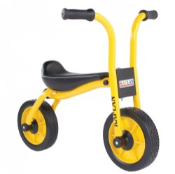 Balance Bike - Yellow (Single)