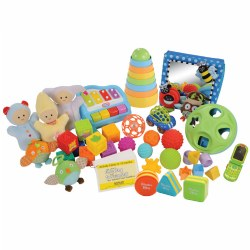 Growing and Developing Activity Kit - Birth - 12 months