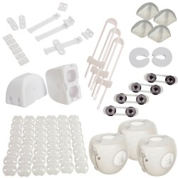 Complete Safety Kit - 72 Pieces