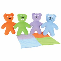 Emotion Bears - Set of 4