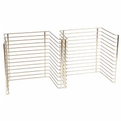 26-Slot Wire Puzzle Rack