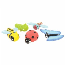Garden Insects (Set of 5)