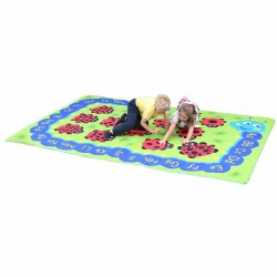 Caterpillar Outdoor Learning Mat