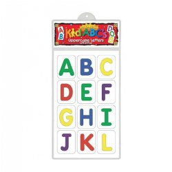 Magnetic Uppercase Letters (Set of 38)
