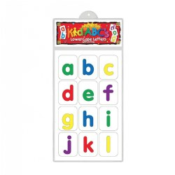 Magnetic Lowercase Letters (Set of 38)
