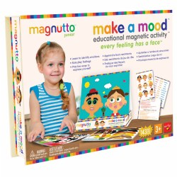 Magnutto™ Make a Mood Educational Magnetic Activity