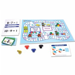 Number Operations - Subtraction Learning Center