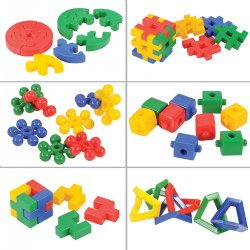 First Years Manipulative Set 1 (196 Pieces)