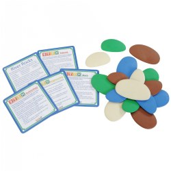 River Rocks - Set of 16