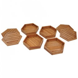 "3 years & up. Support outdoor learning with our Outdoor Sand Trays. Each tray comes with a lid and is made from eco-friendly, sustainable eucalyptus wood. Perfect for the outdoor classroom and all outdoor play needs! Each tray measures 4""H x 17 1/3""L x 15""W."