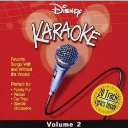Disney™ Karaoke: Volume 2 - CD