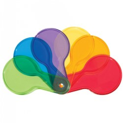Color Paddles Set (Set of 18)