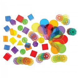 Toddler Light Table Discovery Set - 84 Pieces