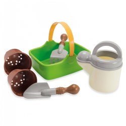 Toddler Garden Tote with Tools