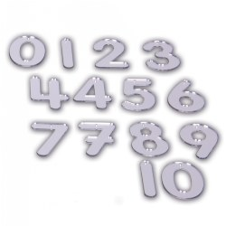 Small Mirror Numbers