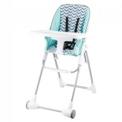 Symmetry Flat Fold High Chair
