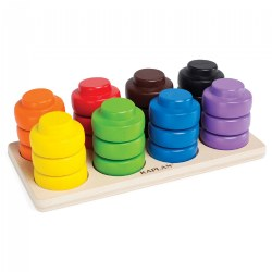 Toddler Color Stacker