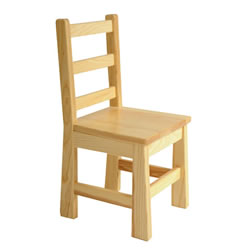 "14"" Ash Chair (Set of 2)"