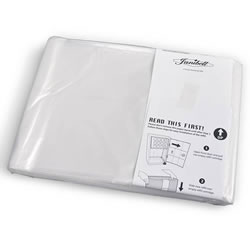 Refill Liners for 13 Gallon Diaper Pail with Odor Control (Pack of 10)