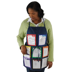 Activity Card and Apron Set
