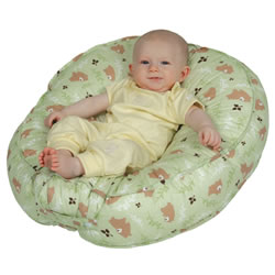 Podster® Infant Lounger - Bear Print