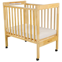 SafetyCraft® Compact Cribs