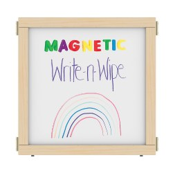 Create-A-Space™ Magnetic Write-n-Wipe Panels
