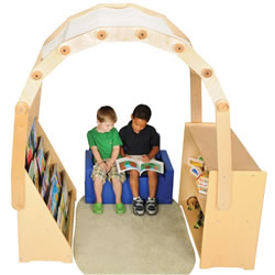 Shape A Space Reading Arch